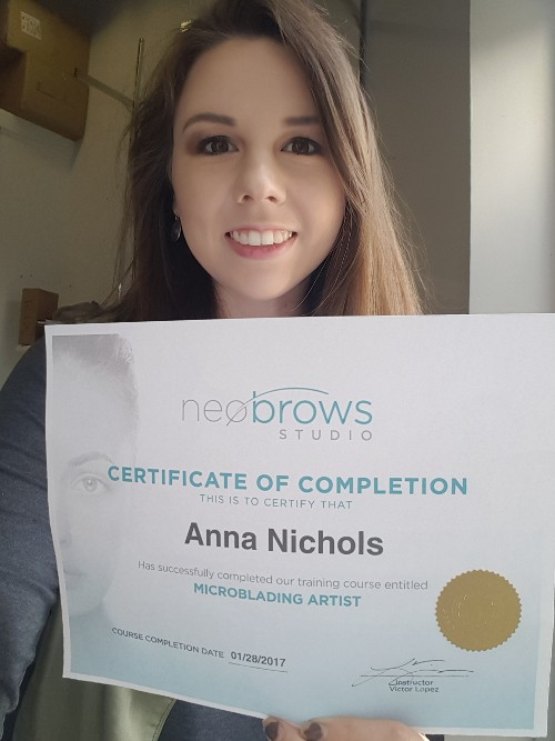 Get Certified - Neobrows